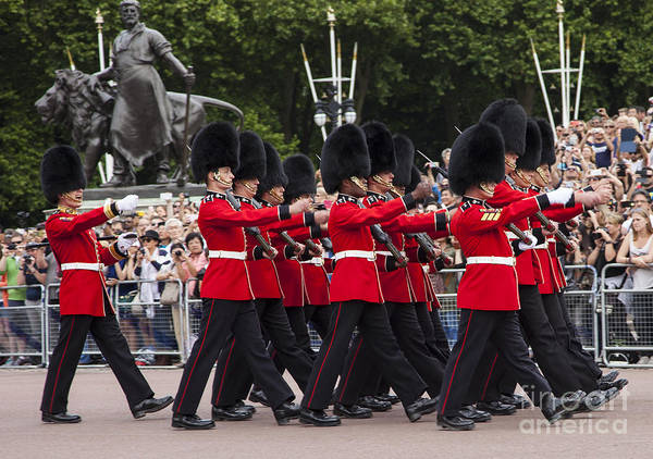 Wall Art - Photograph - Changing Of The Guard by Timothy Johnson
