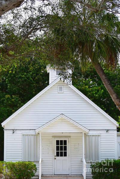 Photograph - Chapel By The Sea by Patti Whitten