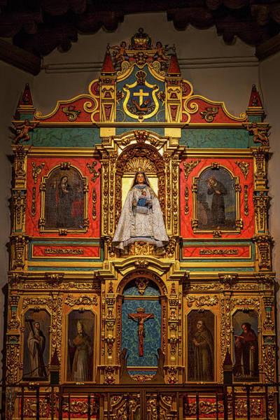 Photograph - Chapel Of La Conquistadora - Santa Fe by Stuart Litoff