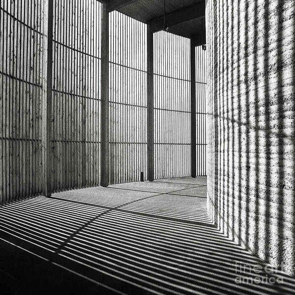 Photograph - Chapel Of Reconciliation In Berlin by Silva Wischeropp