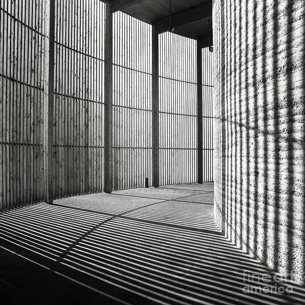 Photograph - Chapel Of Reconciliation In Berlin by Silva Wischeropp