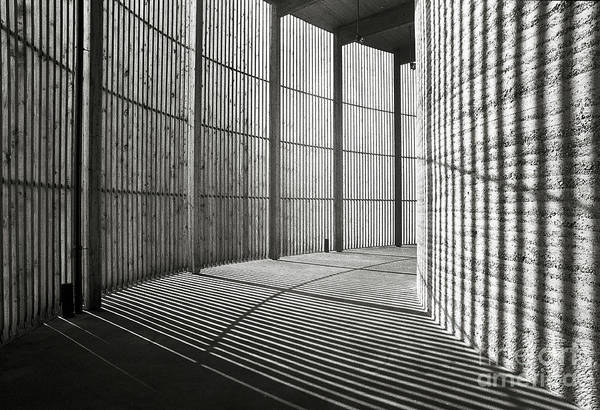 Photograph - Chapel Of Reconciliation  by Silva Wischeropp