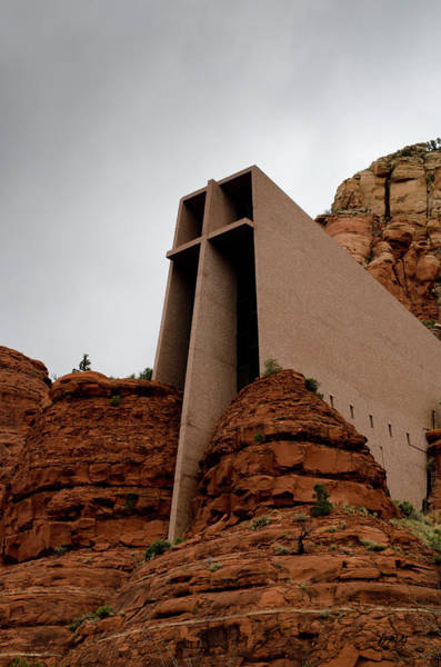 Photograph - Chapel Of The Holy Cross No. 2 by Dave Gordon