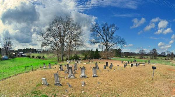 Photograph - Chapman Summers Cemetery Newberry Sc 3 by Lisa Wooten