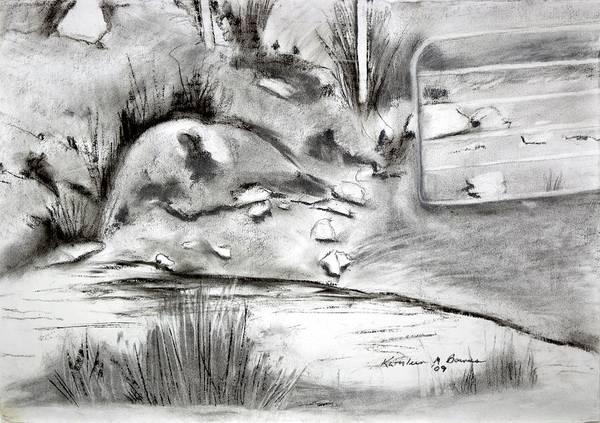 Pat's Field Art Print