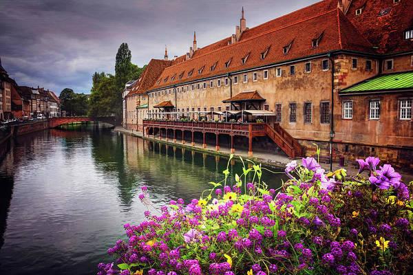 Alsace Wall Art - Photograph - Charismatic Strasbourg France  by Carol Japp