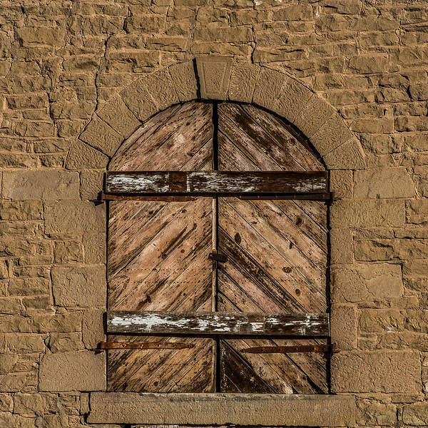 Wall Art - Photograph - Charles Goodnight Barn Doors by Paul Freidlund