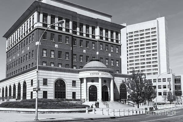 Photograph - Charles L. Brieant United States Courthouse X by Clarence Holmes