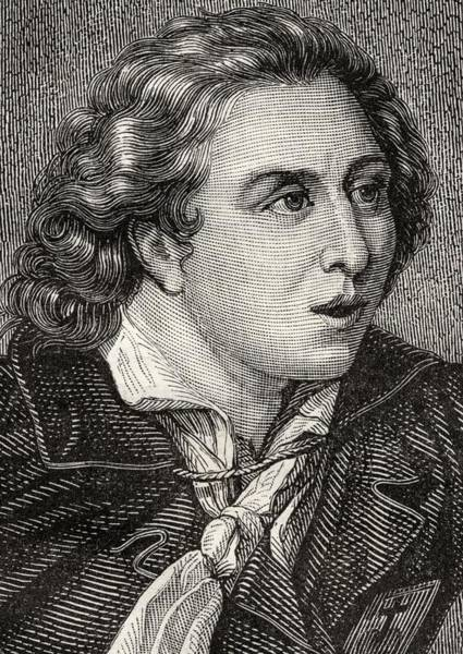 Wall Art - Drawing - Charles Marie August Joseph De by Vintage Design Pics