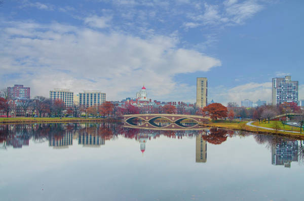 Wall Art - Photograph - Charles River - Boston Massachusetts by Bill Cannon