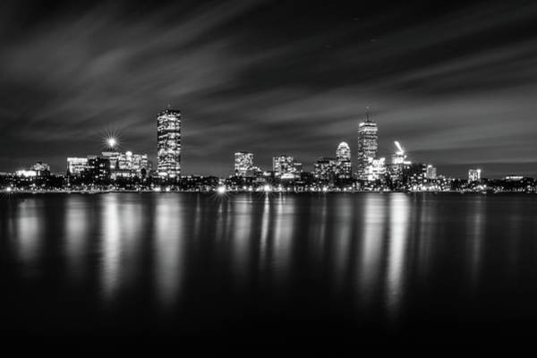 Photograph - Charles River Refections by Kristen Wilkinson