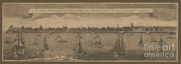 Photograph - Charles Town by Dale Powell