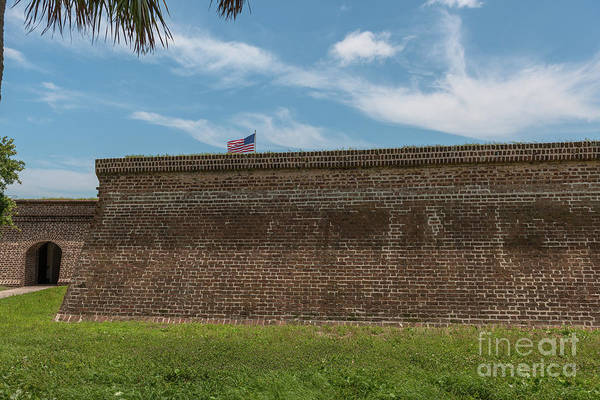 Photograph - Charleston Coastal Defense by Dale Powell
