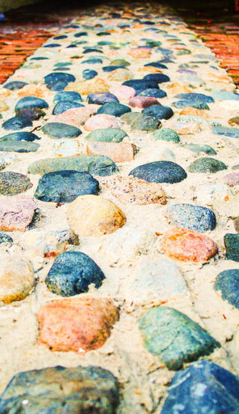 Photograph - Charleston Cobble 2 by Stacey Rosebrock