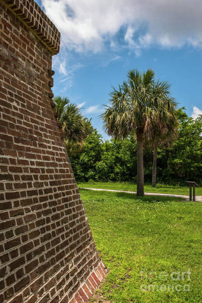 Photograph - Charleston Fortification by Dale Powell