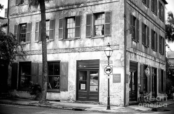 Photograph - Charleston French Quarter by John Rizzuto