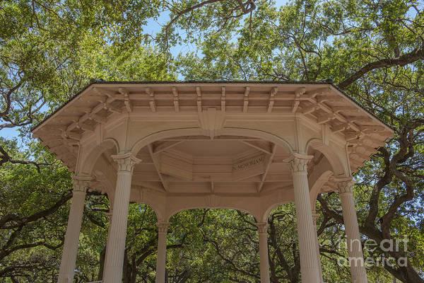 Photograph - Charleston Gazebo by Dale Powell