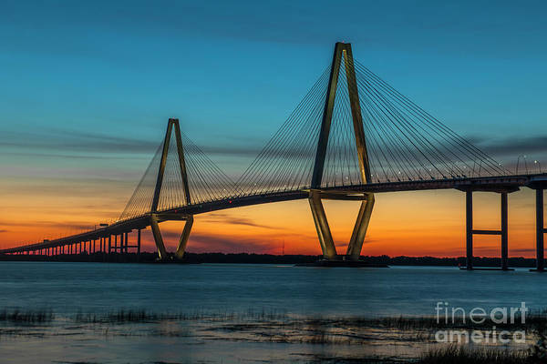 Photograph - Charleston Golden Hour by Dale Powell