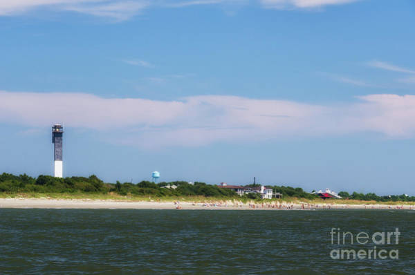 Photograph - Charleston Harbor Approach by Dale Powell