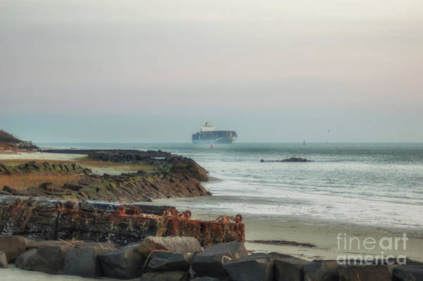 Photograph - Charleston Harbor Bound by Dale Powell