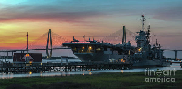 Photograph - Charleston Maritime Tourist Attraction by Dale Powell