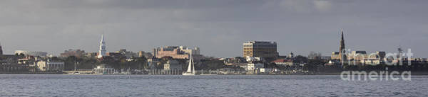 Photograph - Charleston Sc Panorama by Dustin K Ryan