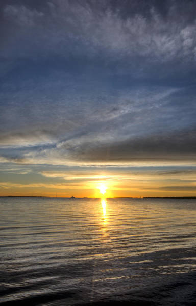 Sc Wall Art - Photograph - Charleston Sc Sunrise by Dustin K Ryan