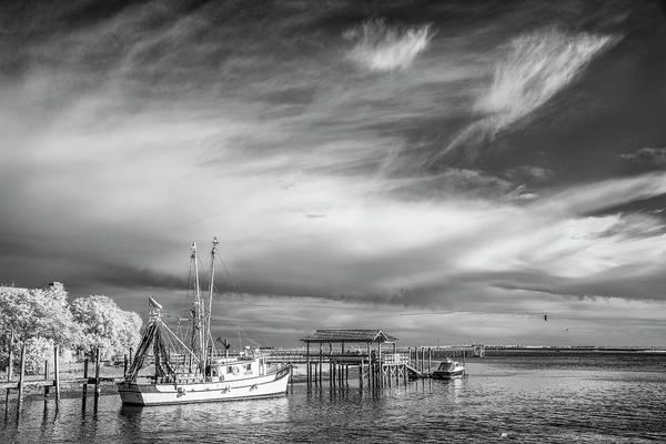 Wall Art - Photograph - Charleston Shrimp Boat by Jon Glaser