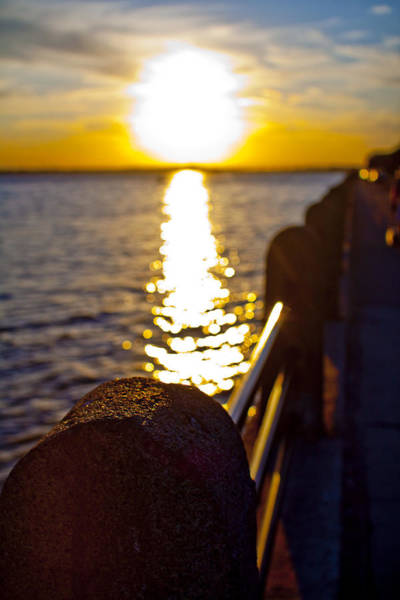 Photograph - Charleston Sunset by Dustin K Ryan