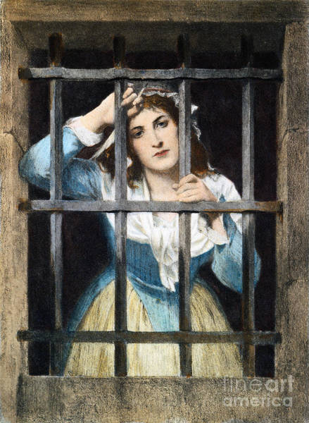 Photograph - Charlotte Corday by Granger