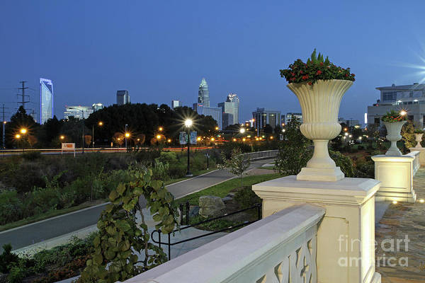 Photograph - Charlotte, Nc Skyline by Kevin McCarthy