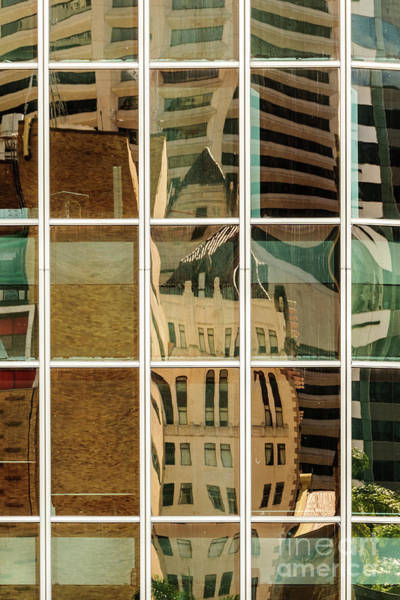 Photograph - Charlotte Reflection by Werner Padarin