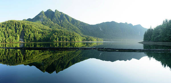 Queen Charlotte Islands Wall Art - Photograph - Charlottes Panorama by Christian Heeb