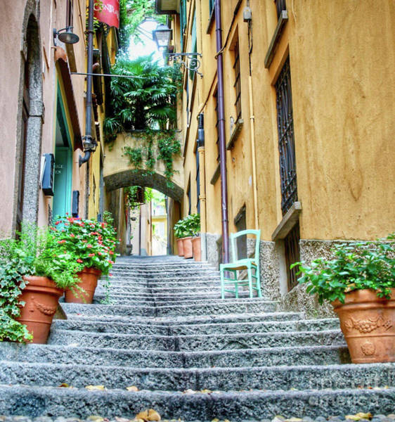 Wall Art - Photograph - Charming Stairway  by DAC Photo