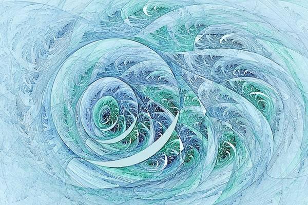 Digital Art - Charybdis by Doug Morgan