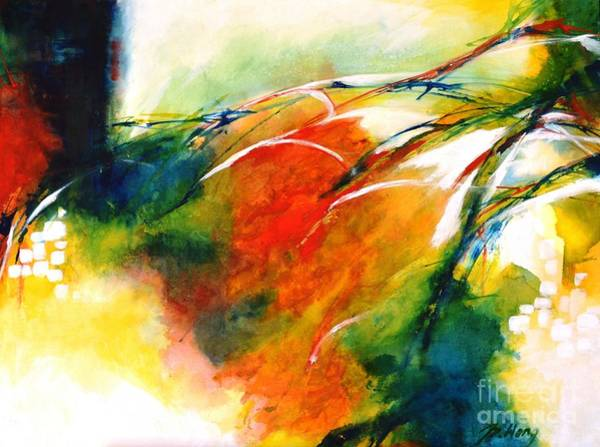 Painting - Chasing Dreams 2 by Betty M M   Wong