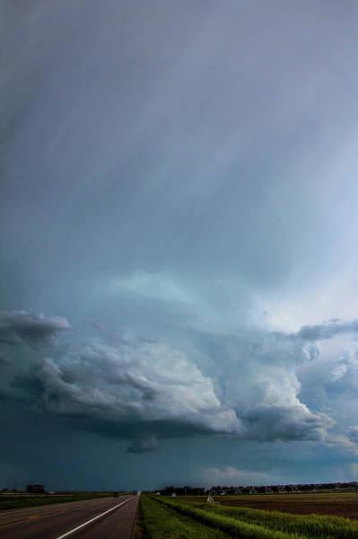 Photograph - Chasing Nebraska Stormscapes 012 by NebraskaSC
