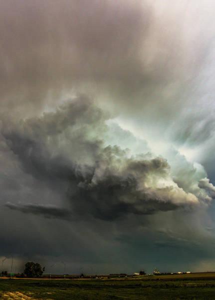 Photograph - Chasing Nebraska Stormscapes 031 by NebraskaSC