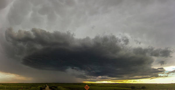 Photograph - Chasing Nebraska Stormscapes 037 by NebraskaSC