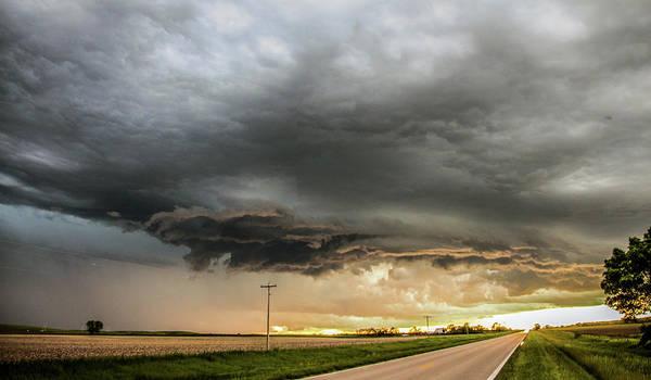 Photograph - Chasing Nebraska Stormscapes 063 by NebraskaSC
