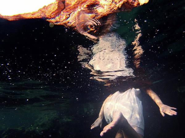 Chasing Sirens Art Print
