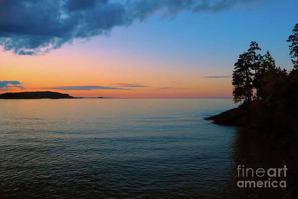 Photograph - Chasing Sunset by Rachel Cohen