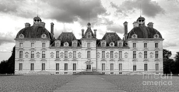 Wall Art - Photograph - Chateau De Cheverny by Olivier Le Queinec