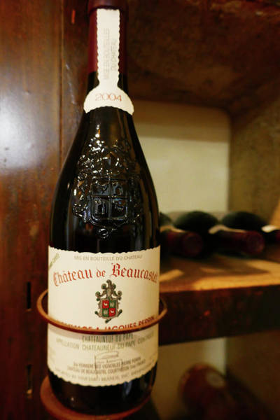 Chateauneuf Photograph - Chateauneuf Du Pape by Louise Browne