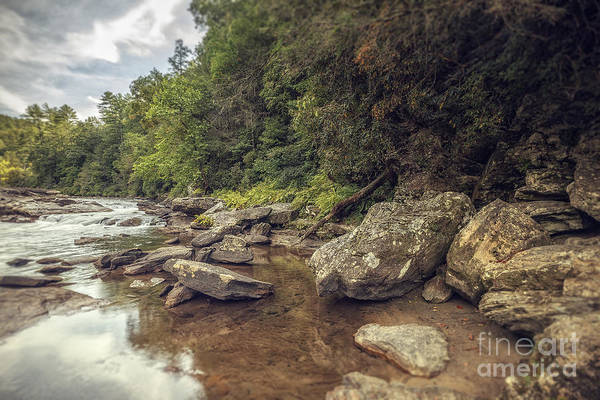 Photograph - Chattooga River by Tim Wemple