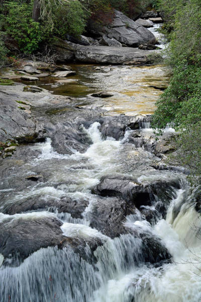 Photograph - Chattooga River In South Carolina by Bruce Gourley