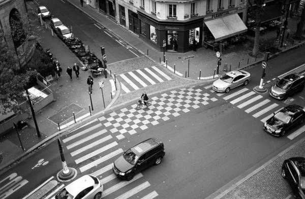 Checkmate, Paris Art Print