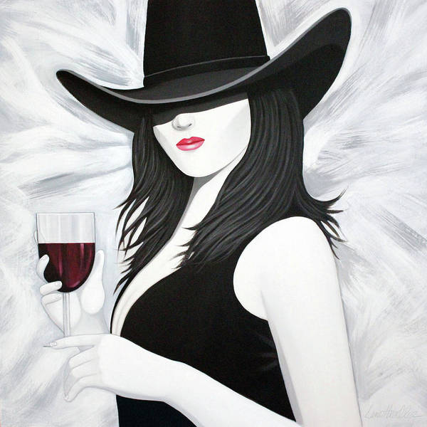 Wall Art - Painting - Cheers by Lance Headlee