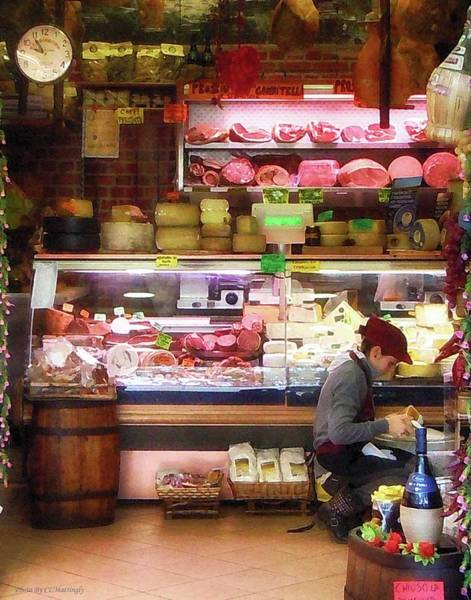 Photograph - Cheese Shop by Coleman Mattingly