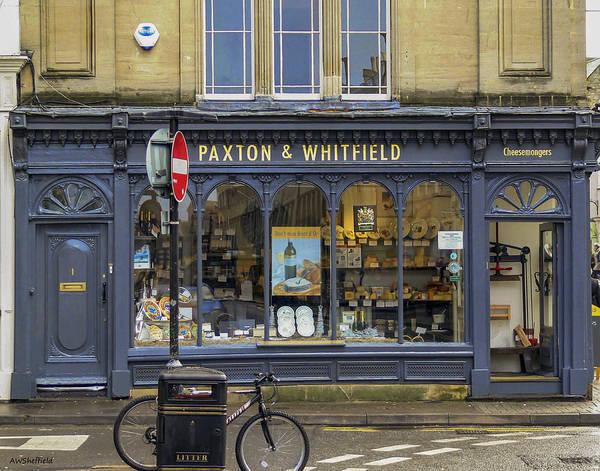 Photograph - Cheesemonger Shop by Allen Sheffield